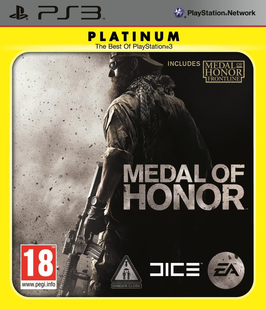Medal of Honor PS3 coverHQB (BLES00860)