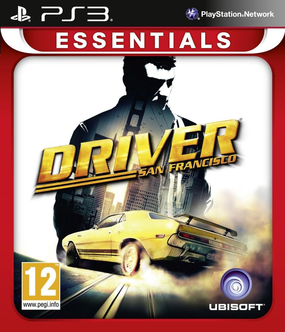Driver: San Francisco PS3 coverHQB (BLES00891)