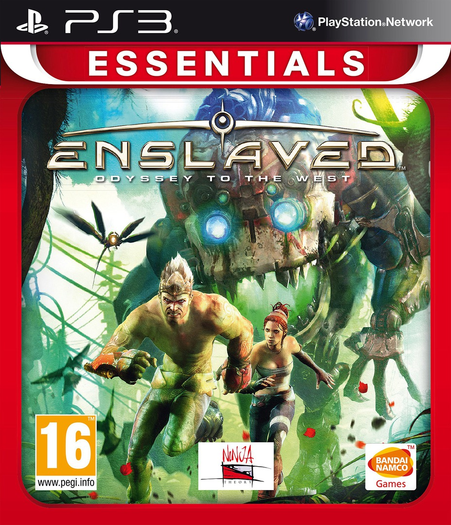 Enslaved: Odyssey to the West PS3 coverHQB (BLES00989)