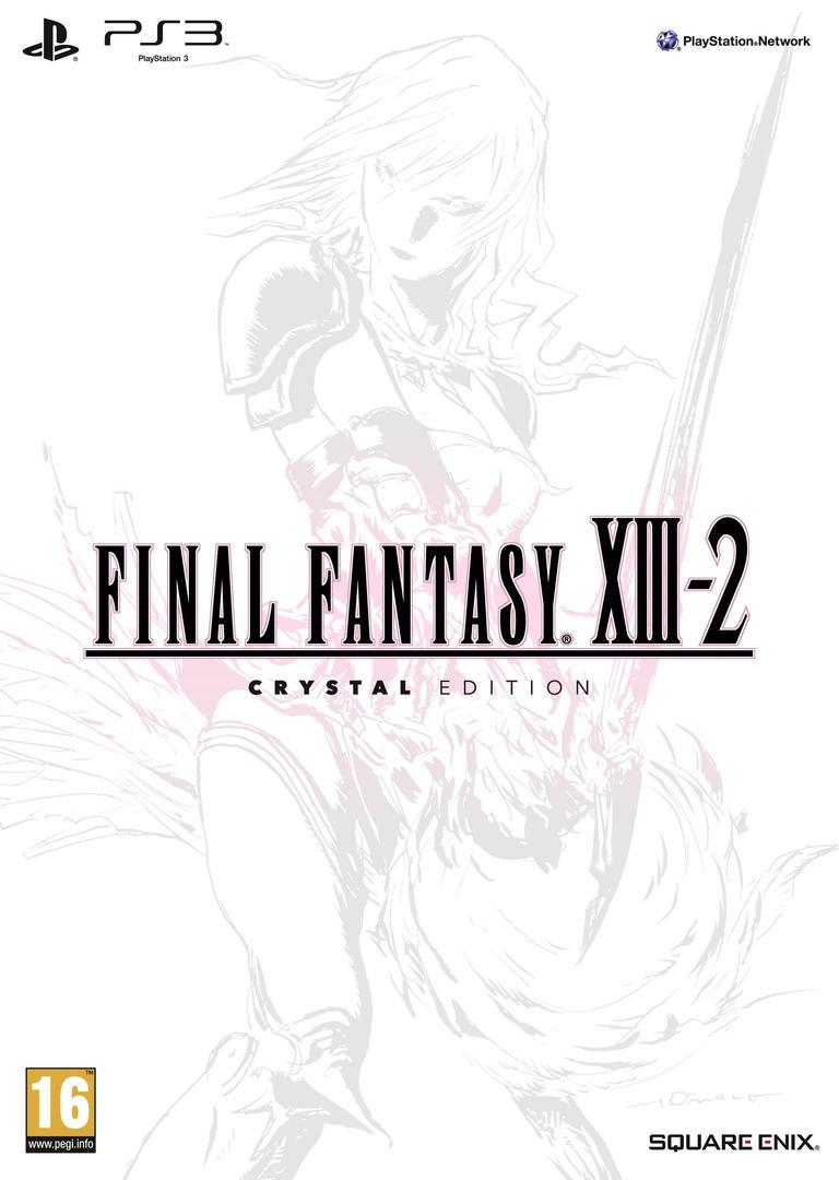 Final Fantasy XIII-2 PS3 coverHQB (BLES01269)