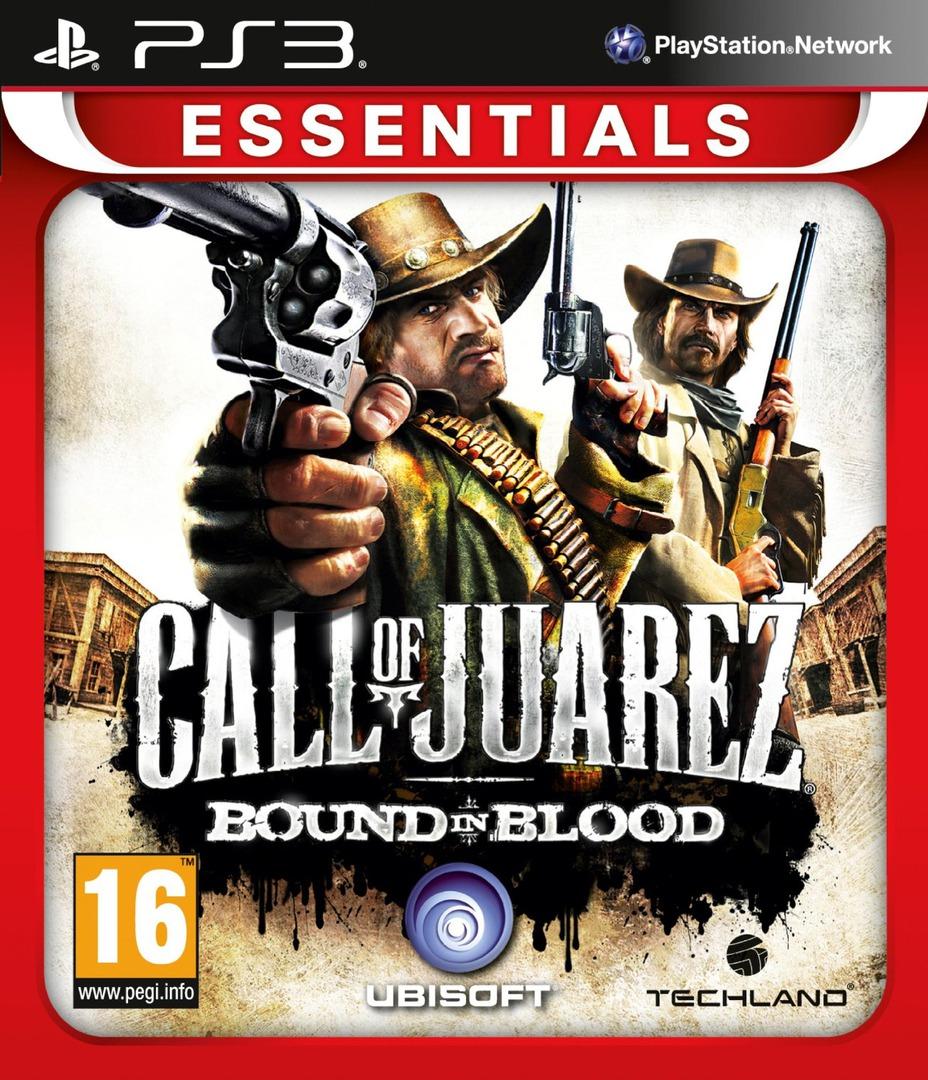 Call of Juarez: the Cartel PS3 coverHQB (BLES01352)