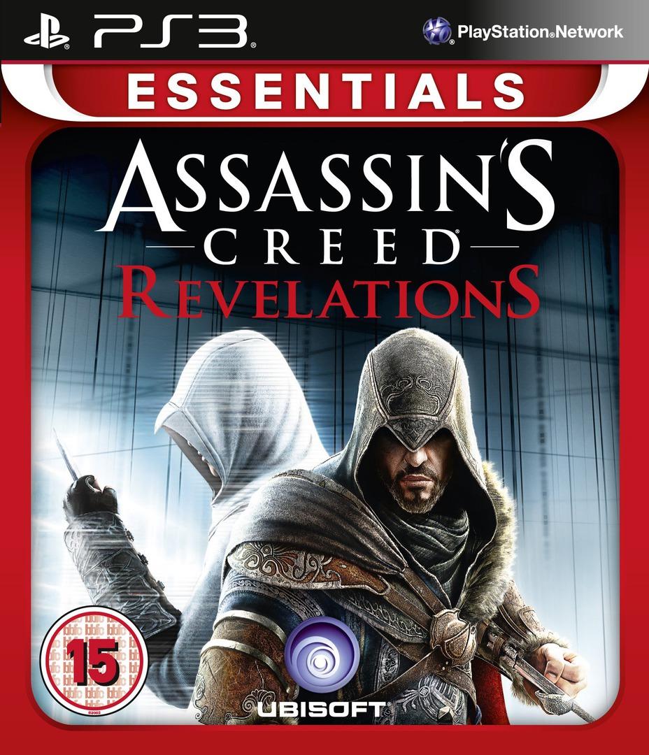 Assassin's Creed: Revelations PS3 coverHQB (BLES01466)