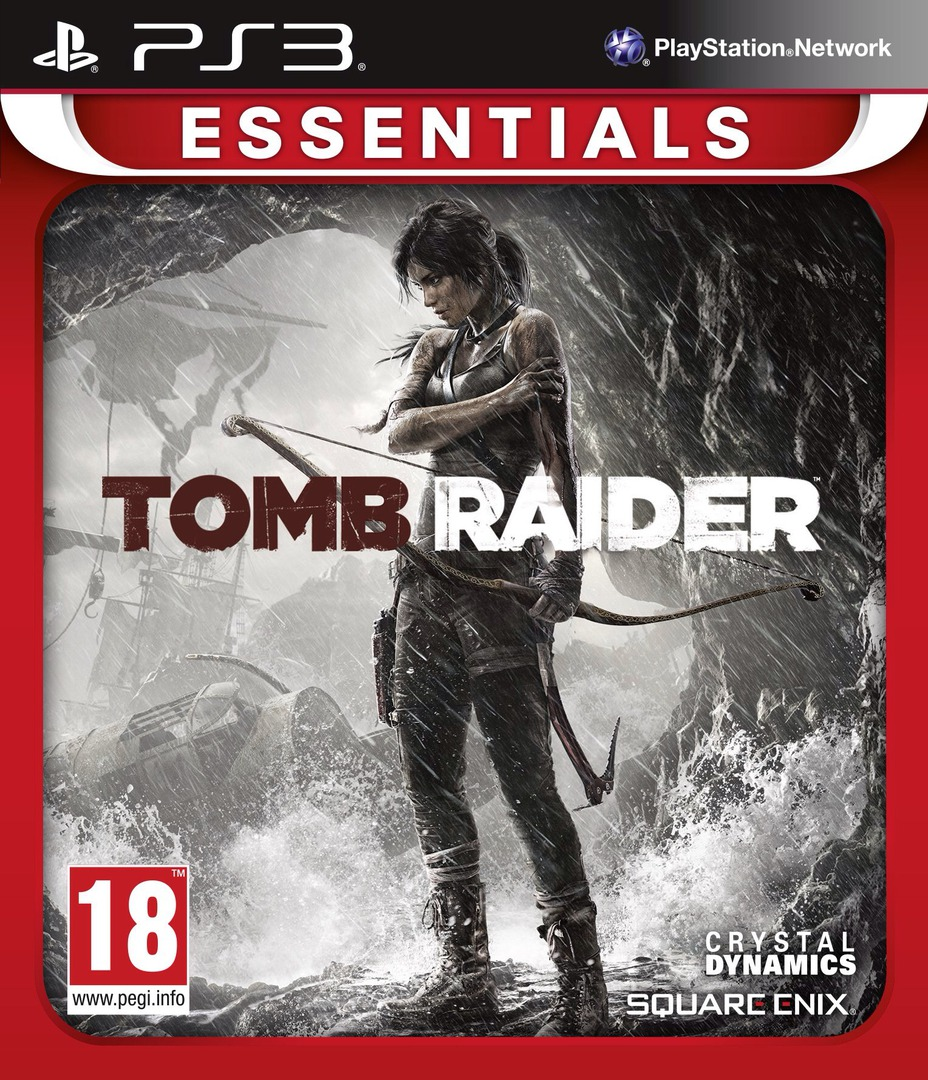 Tomb Raider PS3 coverHQB (BLES01780)