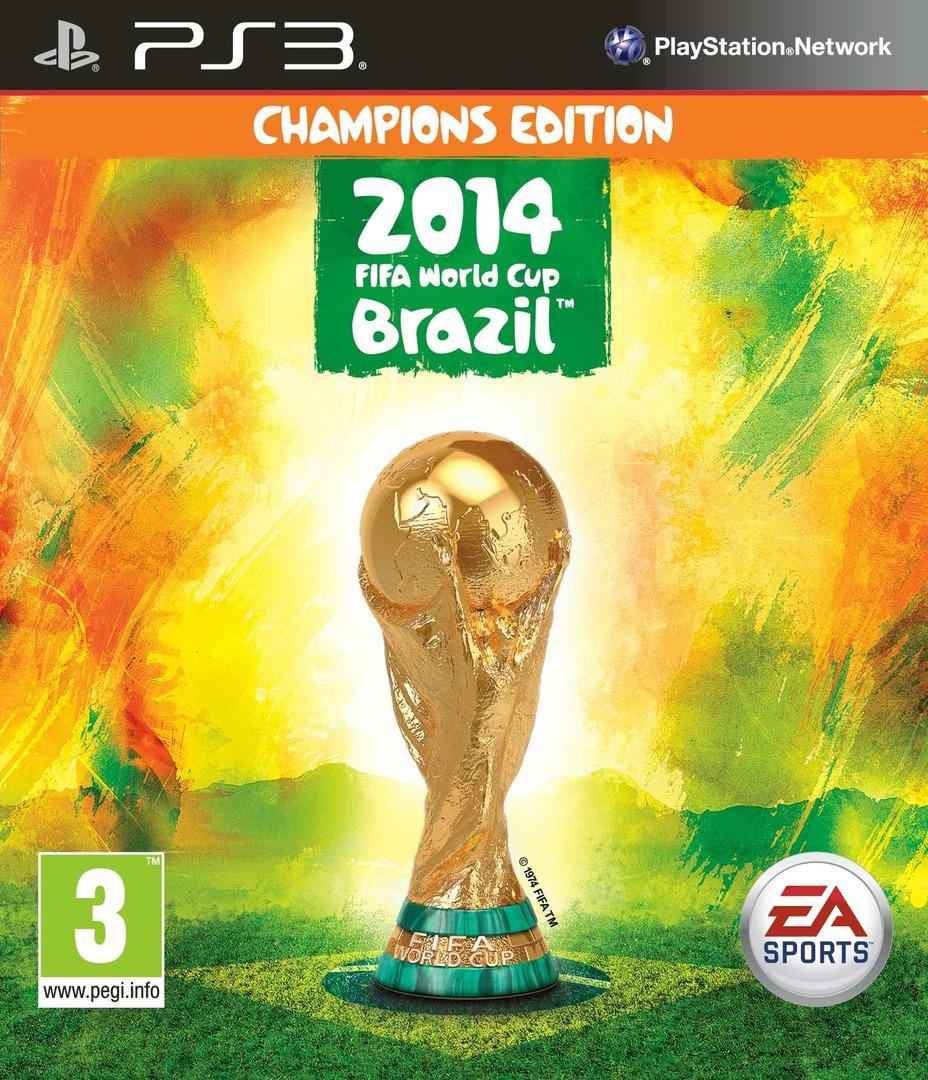 2014 FIFA World Cup Brazil Array coverHQB (BLES01994)