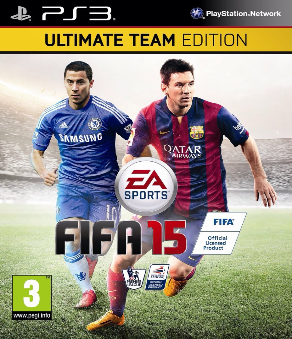 FIFA 15 Array coverHQB (BLES02048)