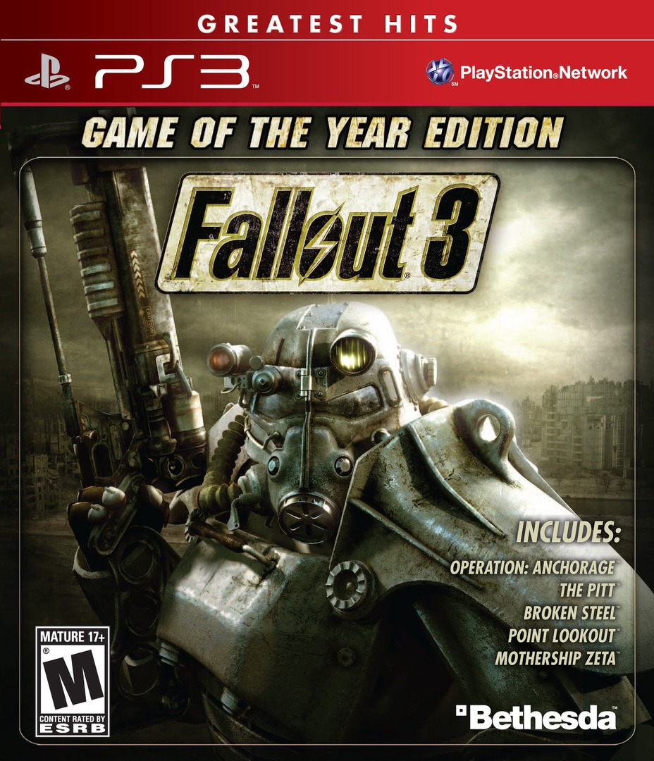 Fallout 3 PS3 coverHQB (BLUS30185)
