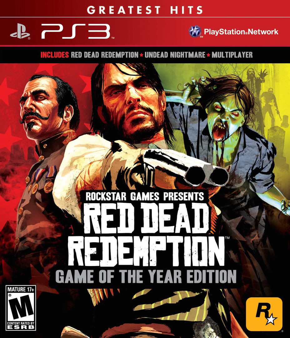 Red Dead Redemption PS3 coverHQB (BLUS30418)