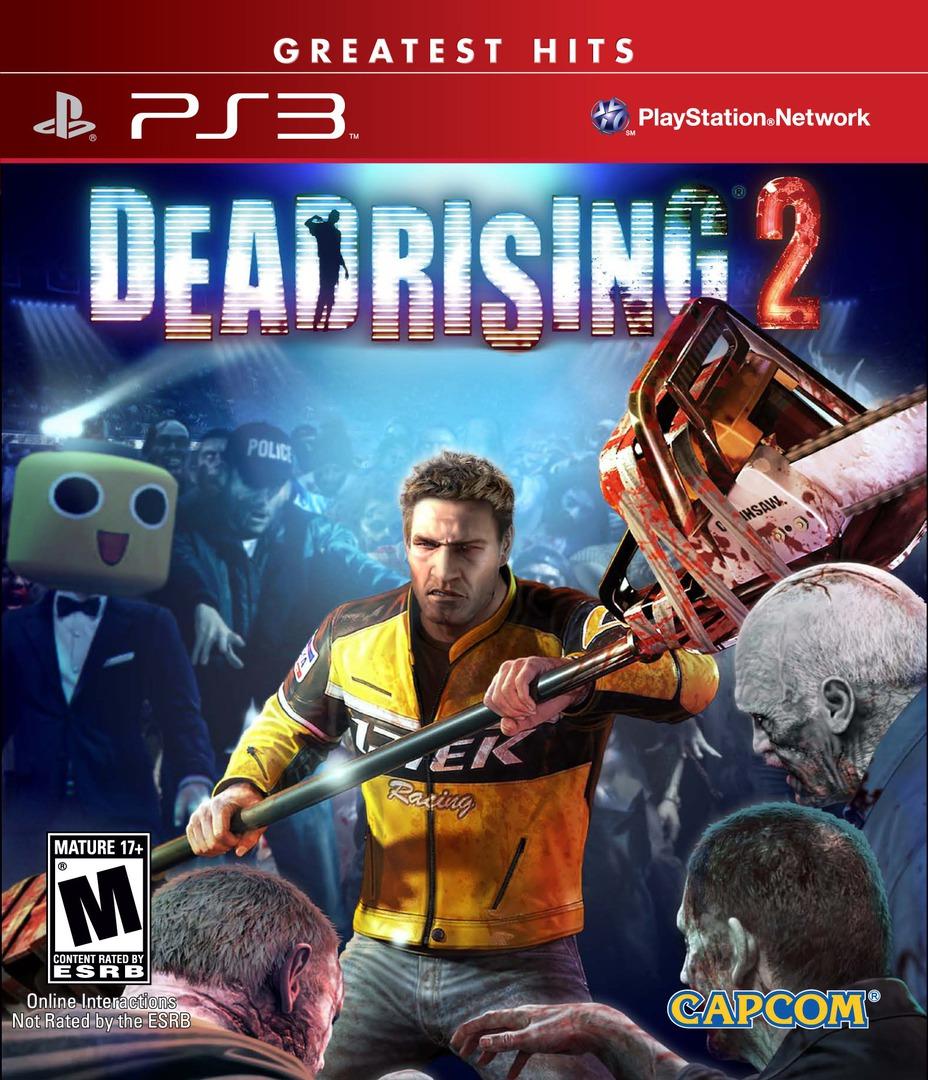 Dead Rising 2 Array coverHQB (BLUS30439)