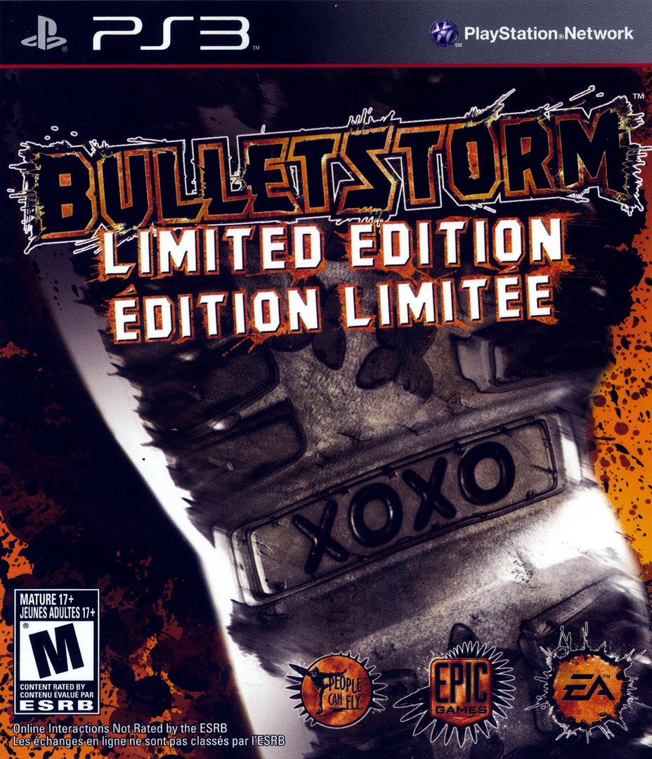 Bulletstorm PS3 coverHQB (BLUS30651)