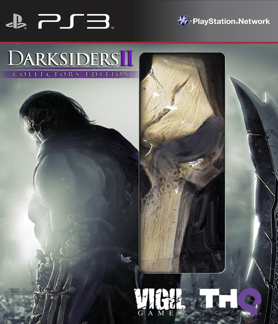 Darksiders II PS3 coverHQB (BLUS30829)