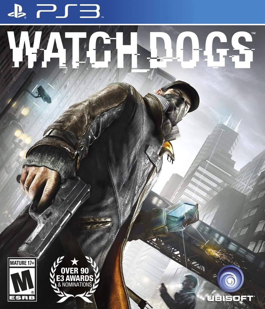 Watch Dogs PS3 coverHQB (BLUS31176)