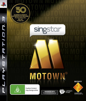 SingStar Motown PS3 coverM (BCES00596)