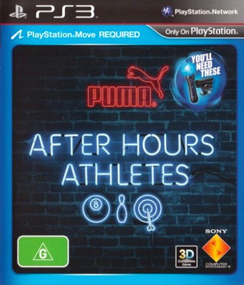 After Hours Athletes PS3 coverM (BCES01335)