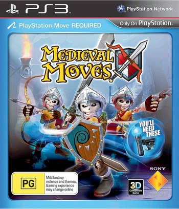 Medieval Moves PS3 coverM (BCES01336)