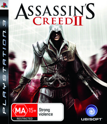 Assassin's Creed II PS3 coverM (BLES00669)