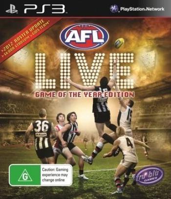 AFL Live PS3 coverM (BLES01038)