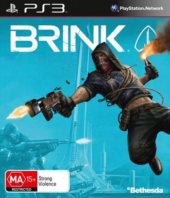 Brink PS3 coverM (BLES01304)