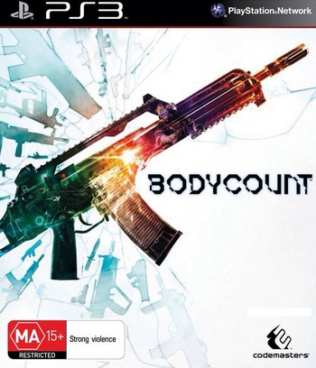 Bodycount PS3 coverM (BLES01314)