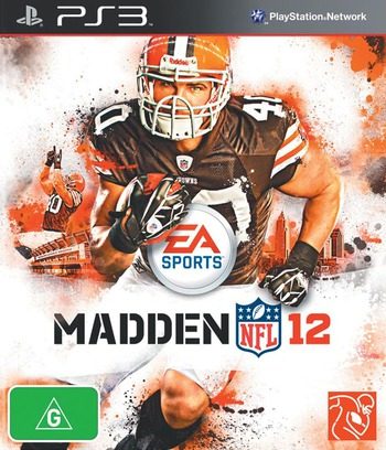 Madden NFL 12 PS3 coverM (BLES01320)