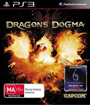 Dragon's Dogma PS3 coverM (BLES01356)