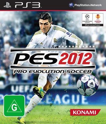 Pro Evolution Soccer 2012 PS3 coverM (BLES01406)