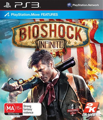 BioShock Infinite PS3 coverM (BLES01705)