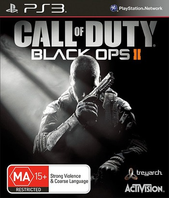 Call of Duty: Black Ops II PS3 coverM (BLES01717)