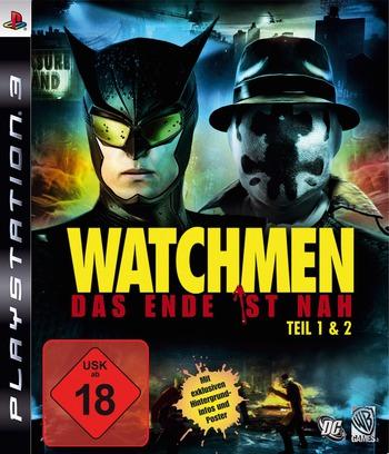 Watchmen: Das Ende Ist Nah - Tail 1&2 Array coverM (BLES00605)