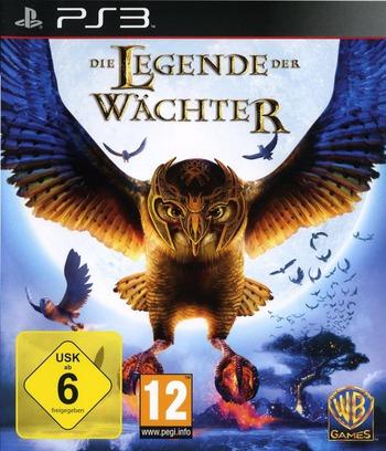 Die Legende der Wächter PS3 coverM (BLES00964)