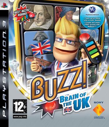 Buzz! Brain of the UK Array coverM (BCES00347)