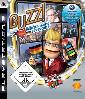 Buzz! Deutschland Superquiz PS3 coverM (BCES00350)