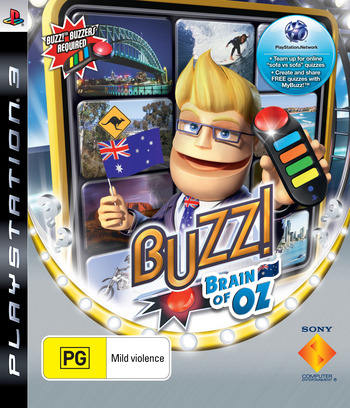 Buzz! Brain of Oz PS3 coverM (BCES00363)