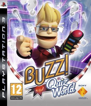 Buzz!: Quiz World Array coverM (BCES00644)