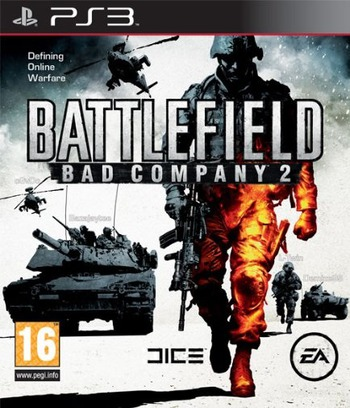 Battlefield: Bad Company 2 PS3 coverM (BCES00773)