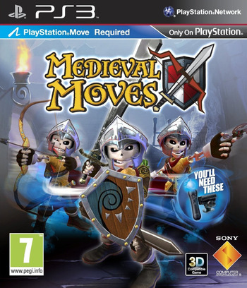 Medieval Moves PS3 coverM (BCES01279)