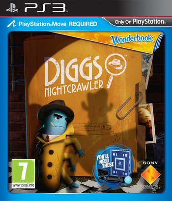 Wonderbook Diggs: Nightcrawler PS3 coverM (BCES01725)