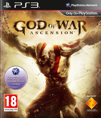 God of War: Ascension PS3 coverM (BCES01741)