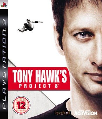 Tony Hawk's Project 8 PS3 coverM (BLES00014)