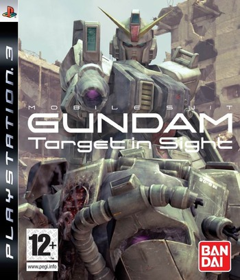 Mobile Suit Gundam: Target in Sight PS3 coverM (BLES00034)