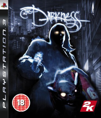 The Darkness PS3 coverM (BLES00059)