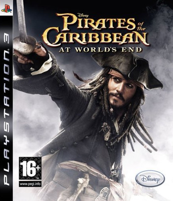Pirates of the Caribbean: At World's End Array coverM (BLES00066)