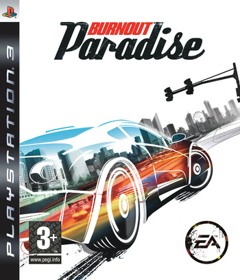Burnout Paradise PS3 coverM (BLES00073)