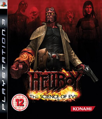 Hellboy: Science of Evil Array coverM (BLES00090)