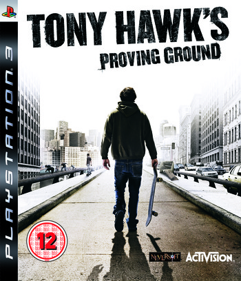 Tony Hawk's Proving Ground PS3 coverM (BLES00130)