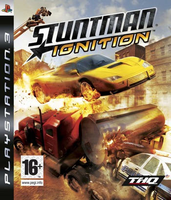 Stuntman: Ignition PS3 coverM (BLES00135)