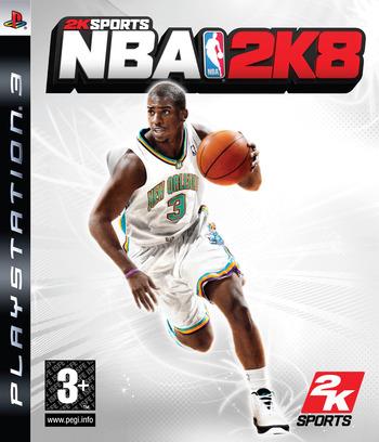NBA 2K8 PS3 coverM (BLES00138)