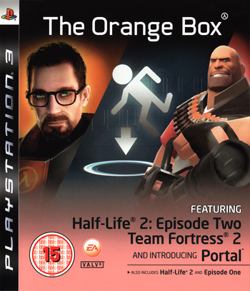 The Orange Box PS3 coverM (BLES00153)