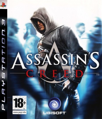 Assassin's Creed PS3 coverM (BLES00158)