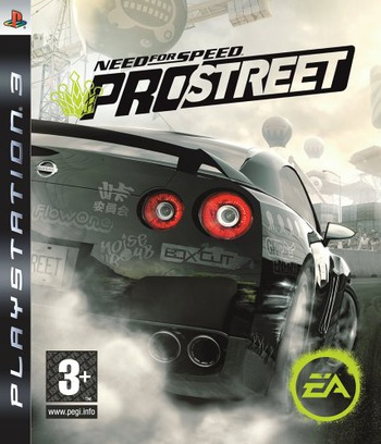 Need for Speed: ProStreet PS3 coverM (BLES00176)