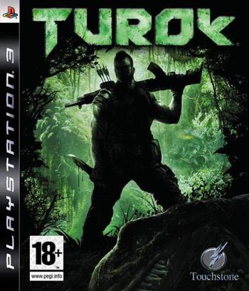Turok Array coverM (BLES00187)